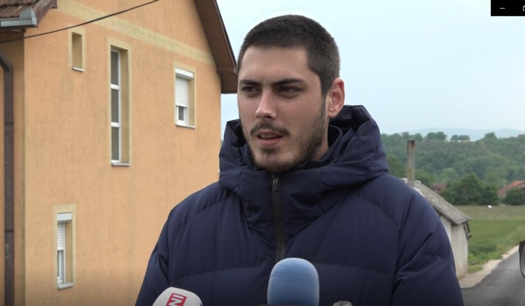 Bojan Ostojić, predsednik MZ Vranići