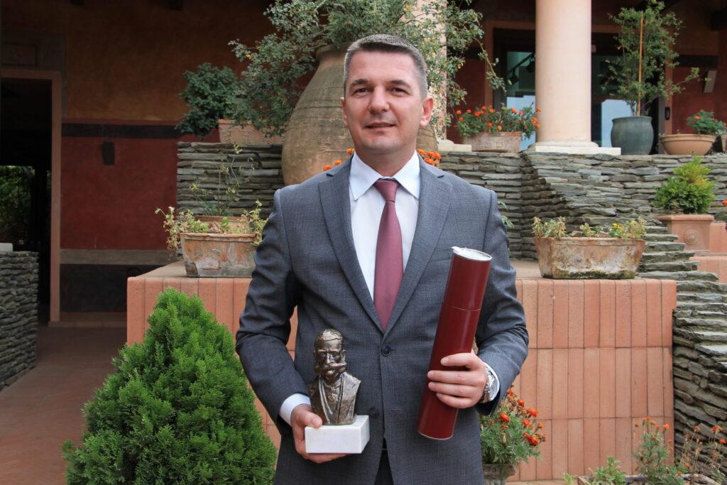 Dejan Kovačević, predsednik opštine Gornji Milanovac
