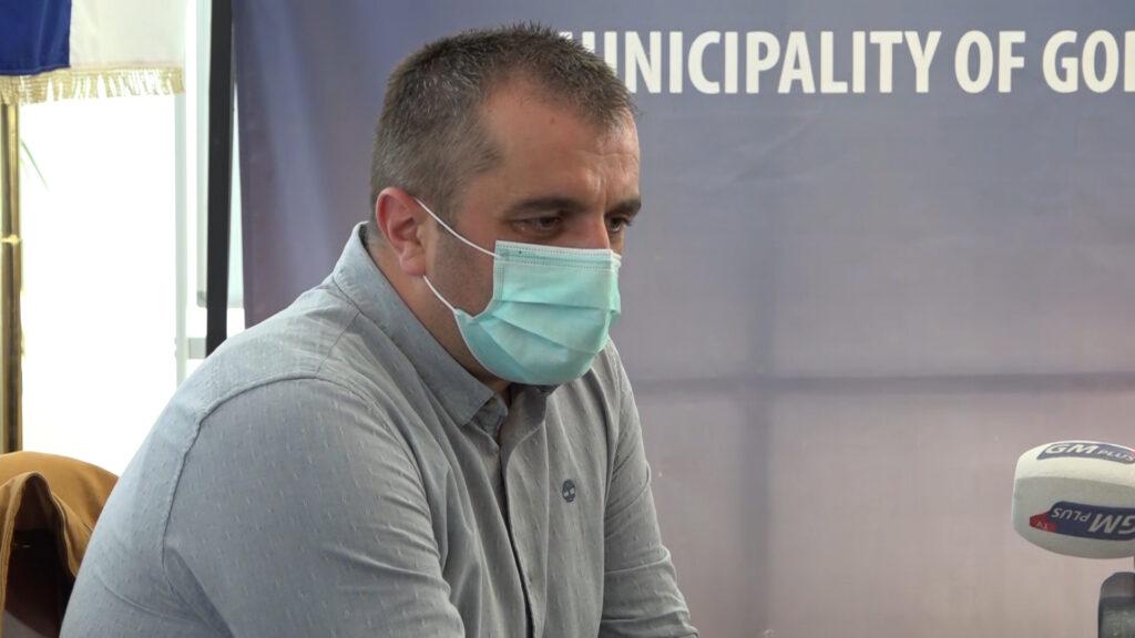 dr Aleksandar Čivović, vd direktora Doma zdravlja